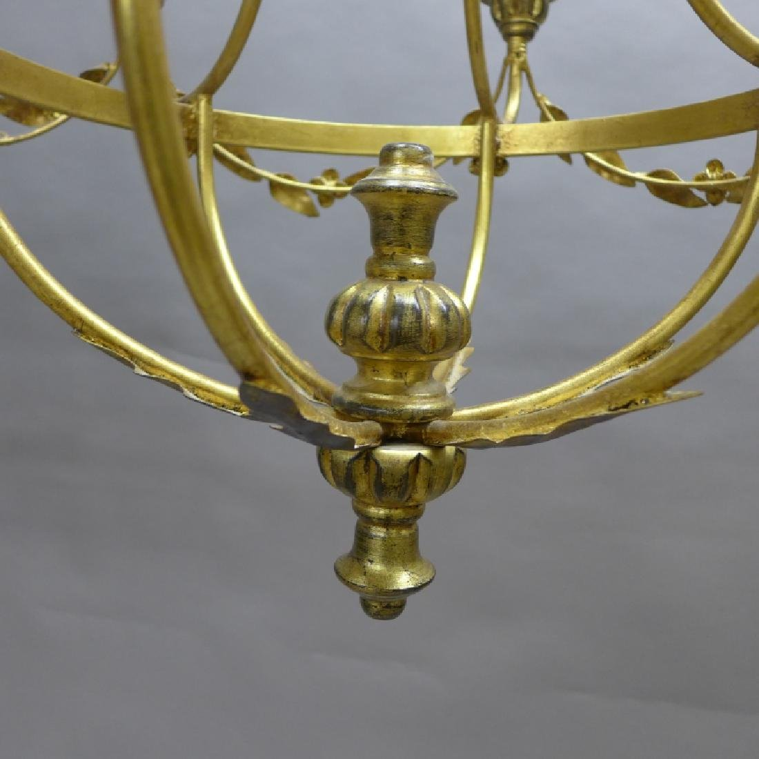 Neoclassical Style Chandelier - 4