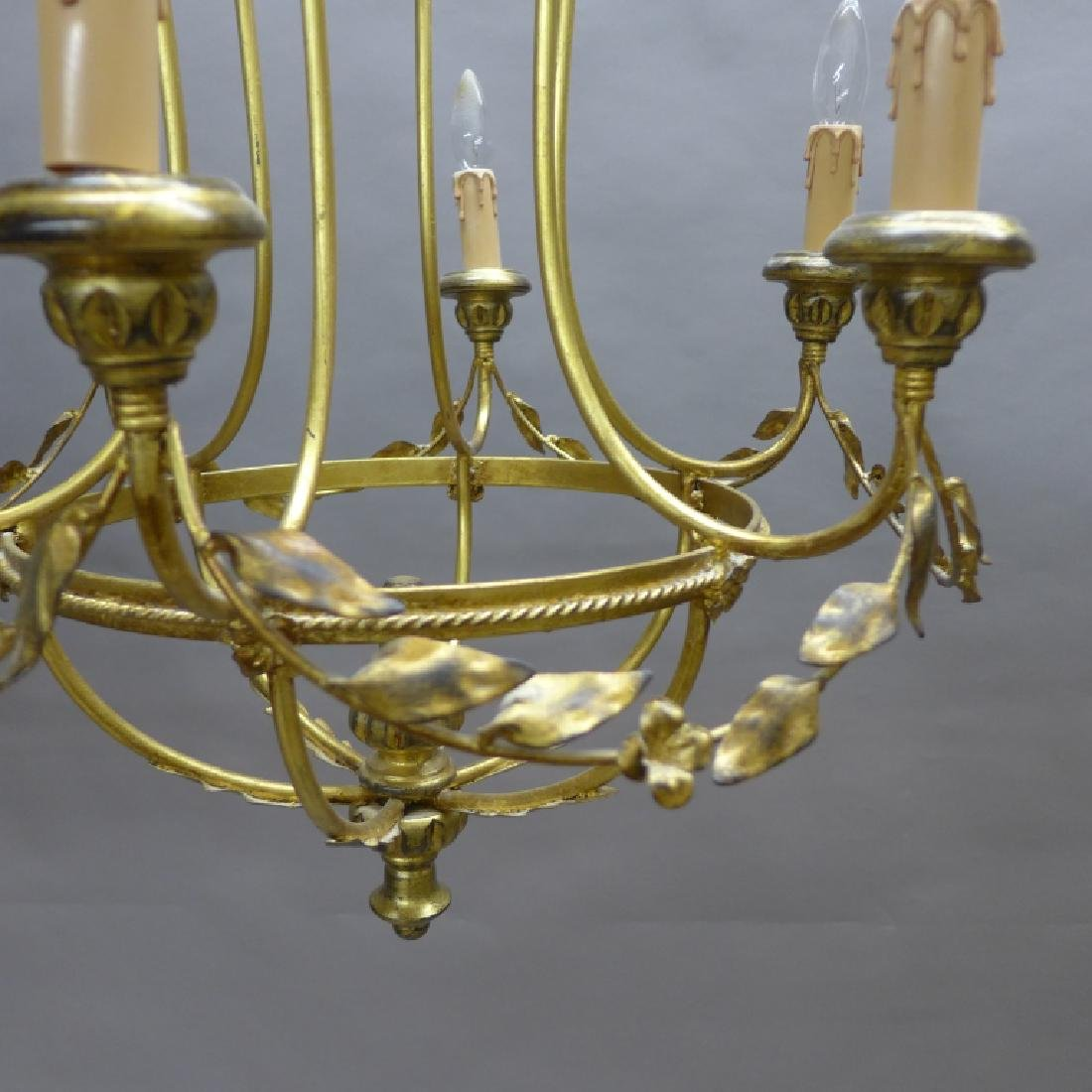 Neoclassical Style Chandelier - 6
