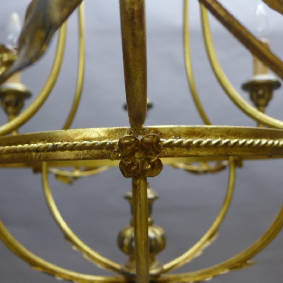 Neoclassical Style Chandelier - 9