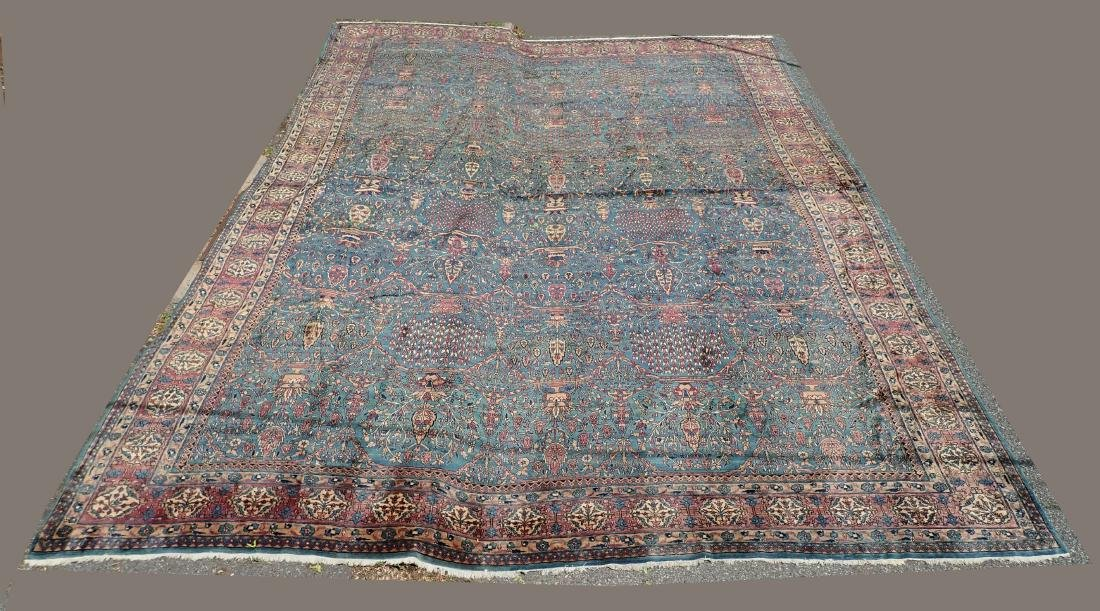Palace Size Silk Carpet
