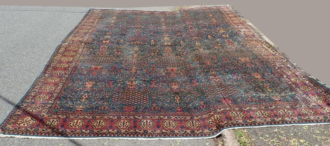 Palace Size Silk Carpet - 2
