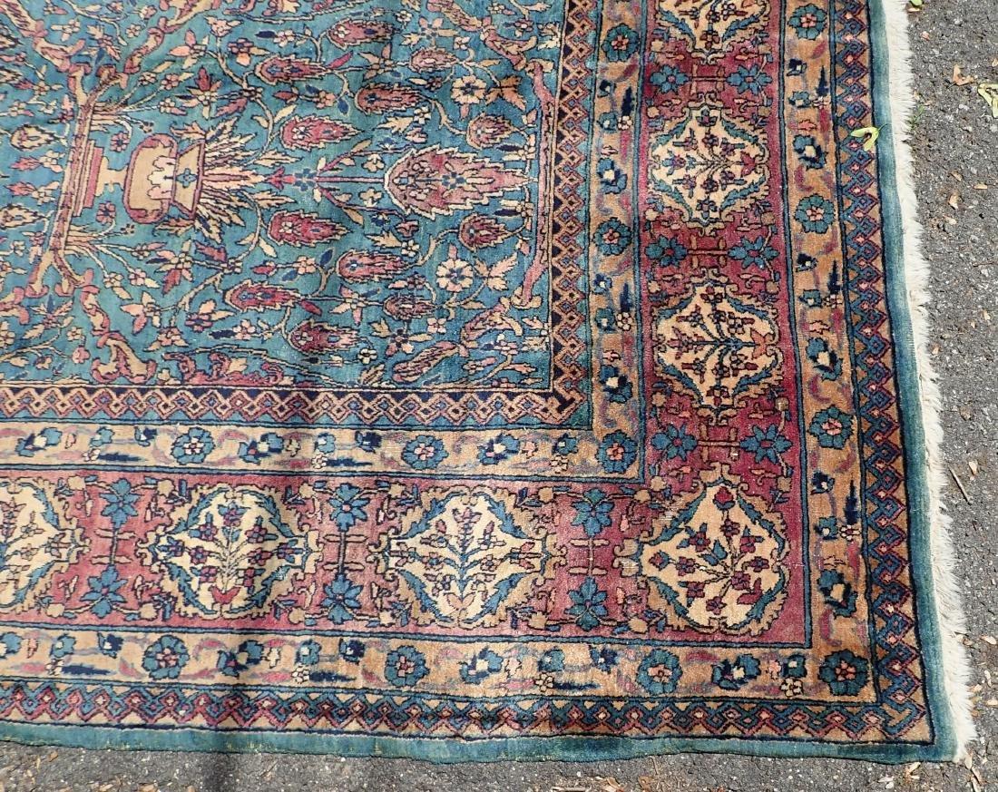 Palace Size Silk Carpet - 8