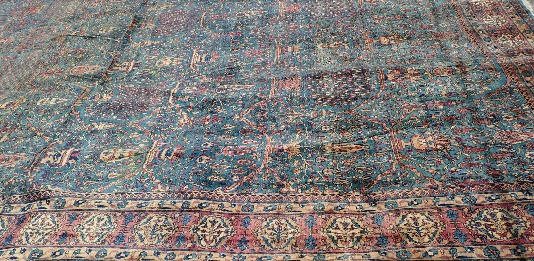 Palace Size Silk Carpet - 9