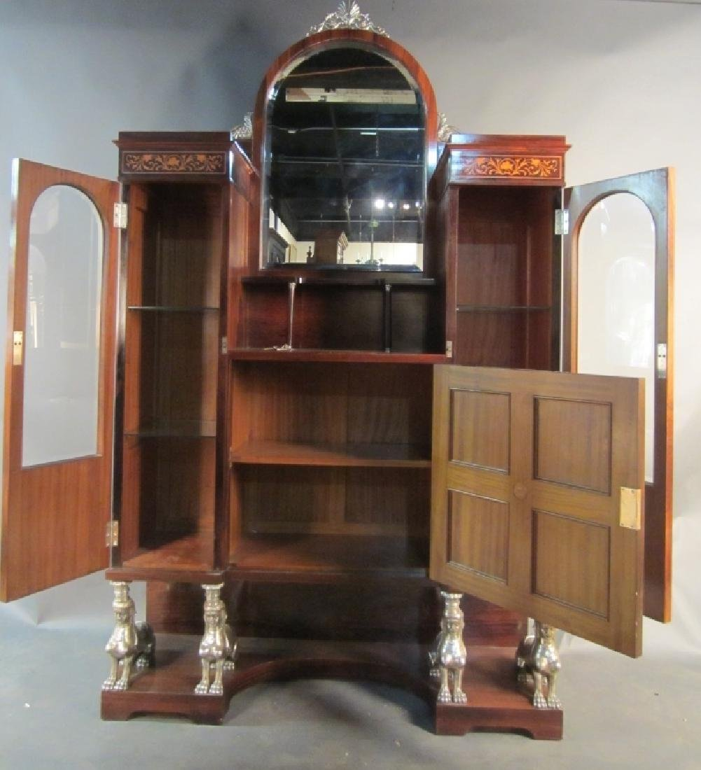 Signed Art Deco Cabinet - 3