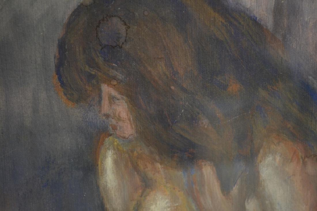 Seated Nude, Signed Murray - 10