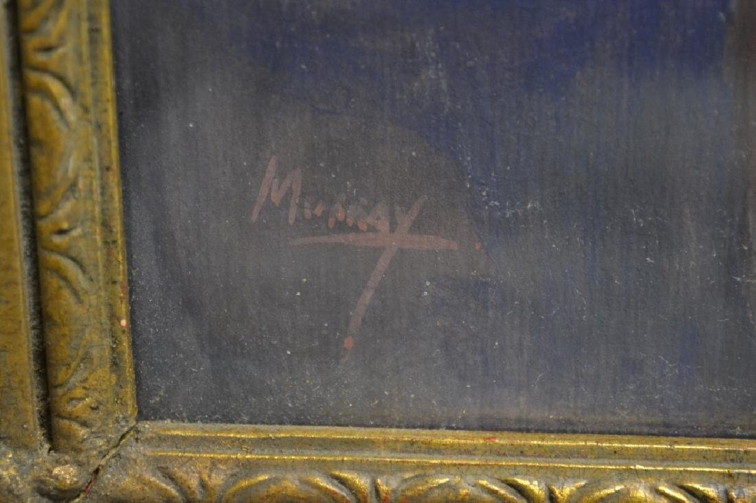 Seated Nude, Signed Murray - 5