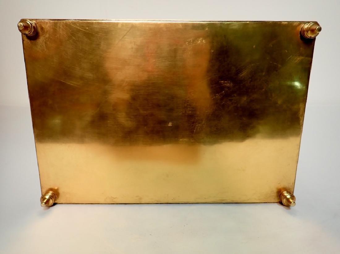 Large 19th Century Dore Bronze Box - 7