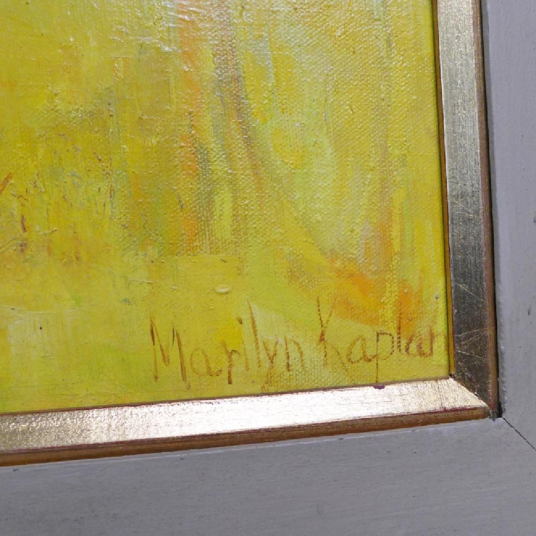 Marilyn Kaplan, American (20th Century) - 3