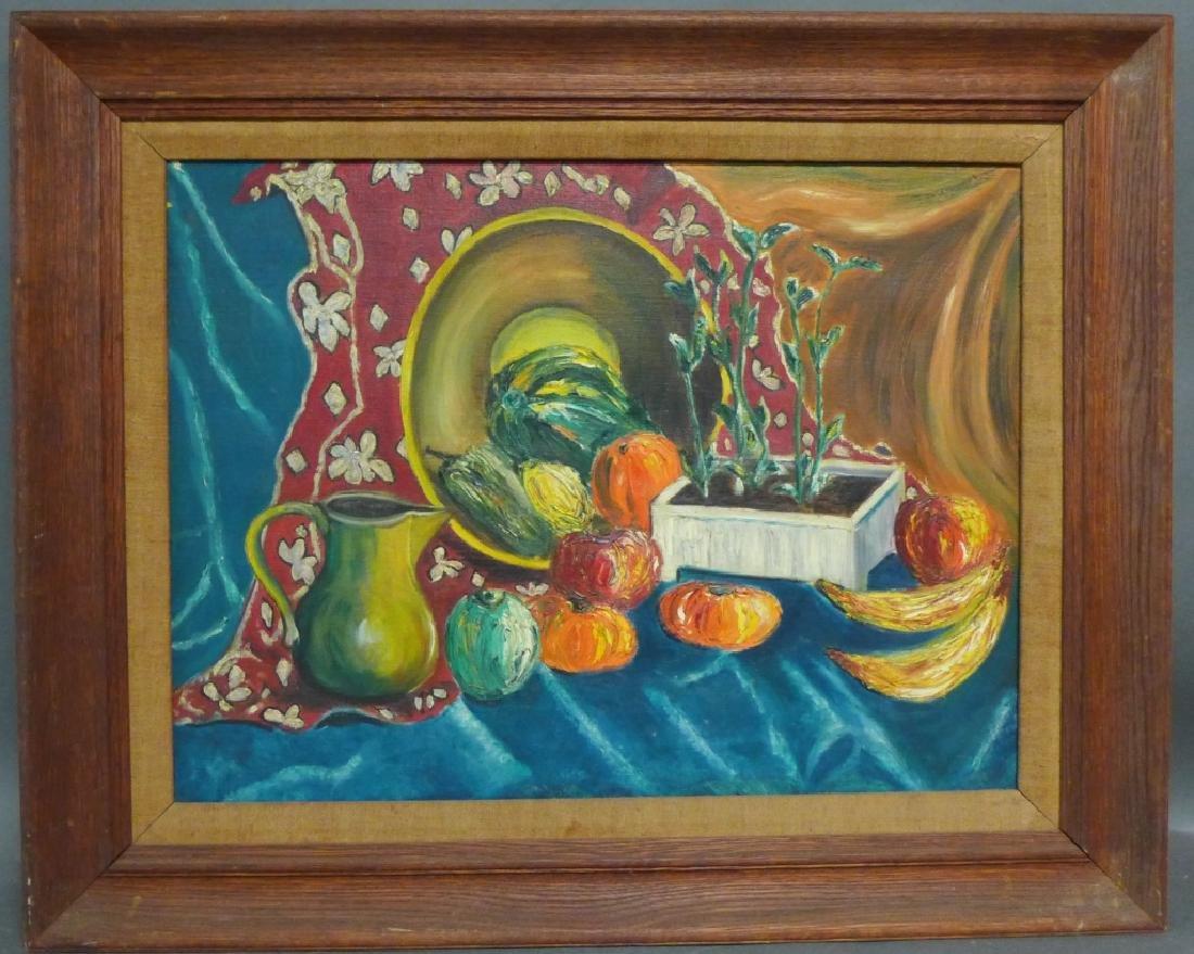 Modern Still Life Painting