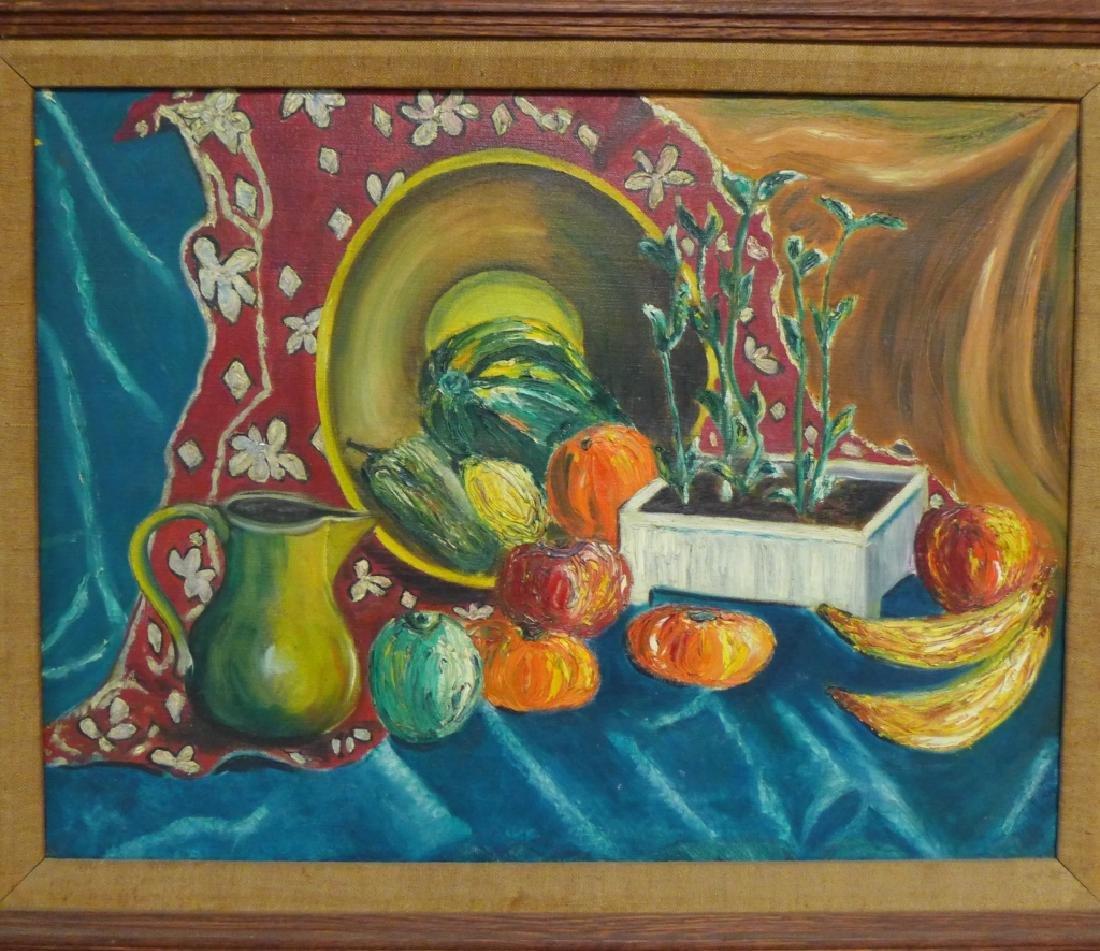 Modern Still Life Painting - 2