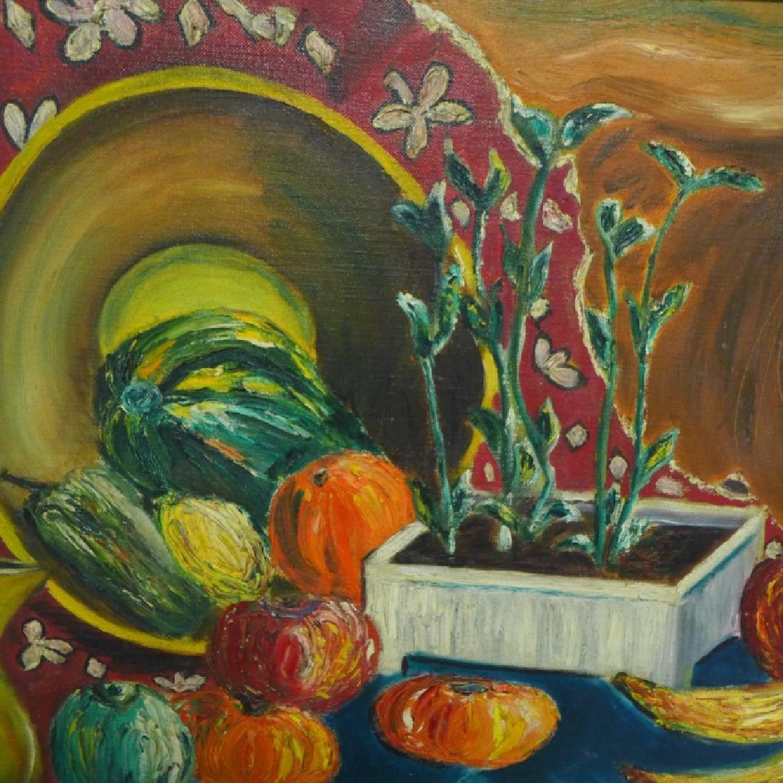 Modern Still Life Painting - 4