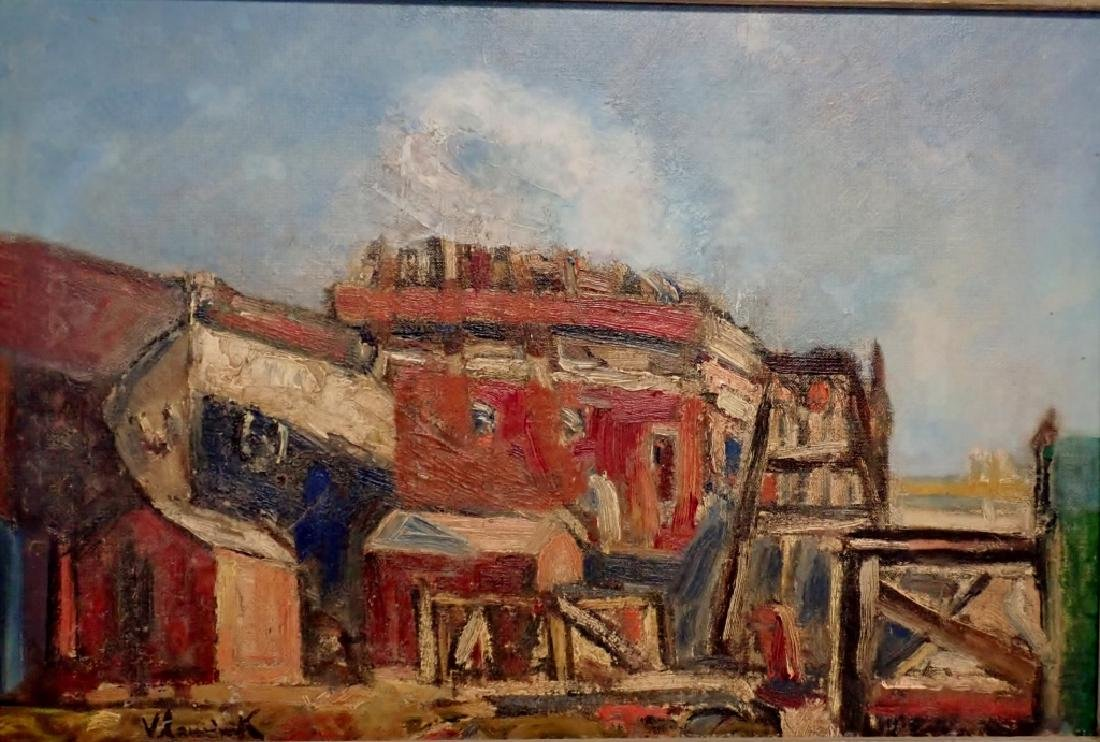 Attributed to Maurice de Vlaminck (1876-1958) - 3