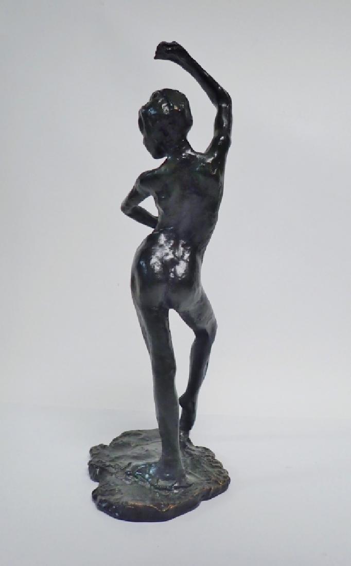 After Degas Spanish Dance Sculpture