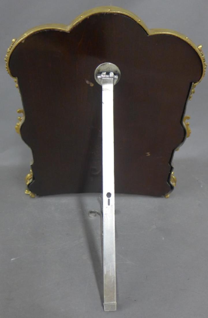 Silver and Gilt Mirror, American circa 1880 - 9