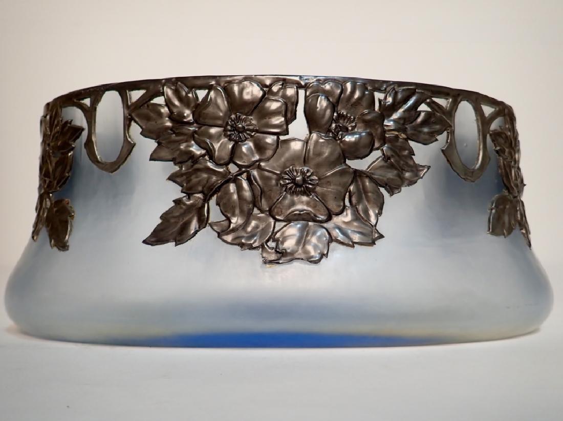 Art Nouveau Style 3 Piece Garniture Set - 8