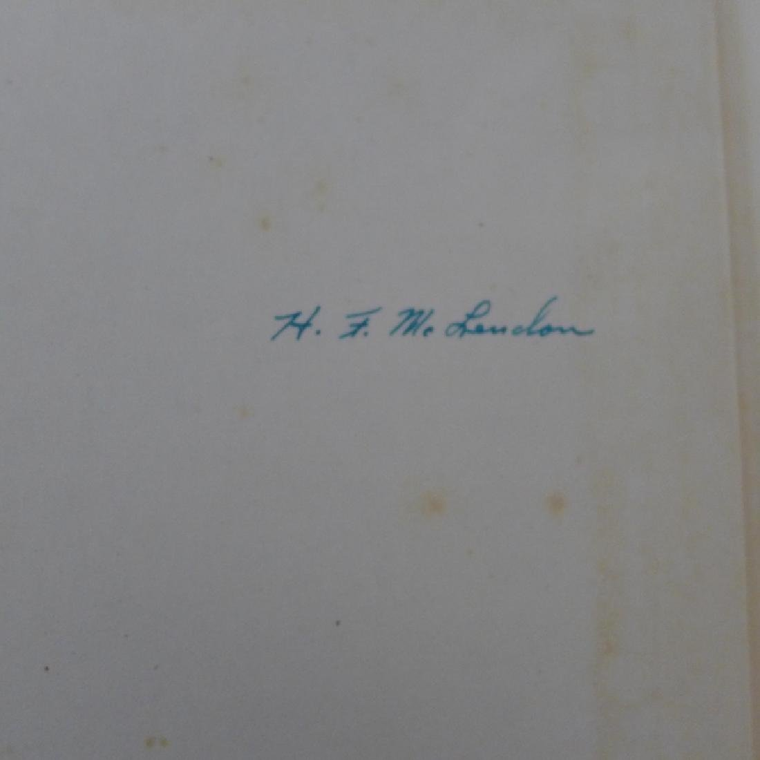 """The Memoirs of Cordell Hull,"" Signed 1st Edition - 4"
