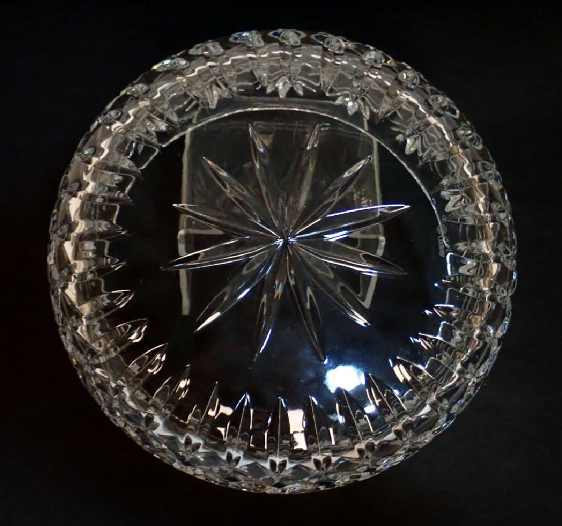 Galway Crystal Bowl with Clifden Cut Design - 2