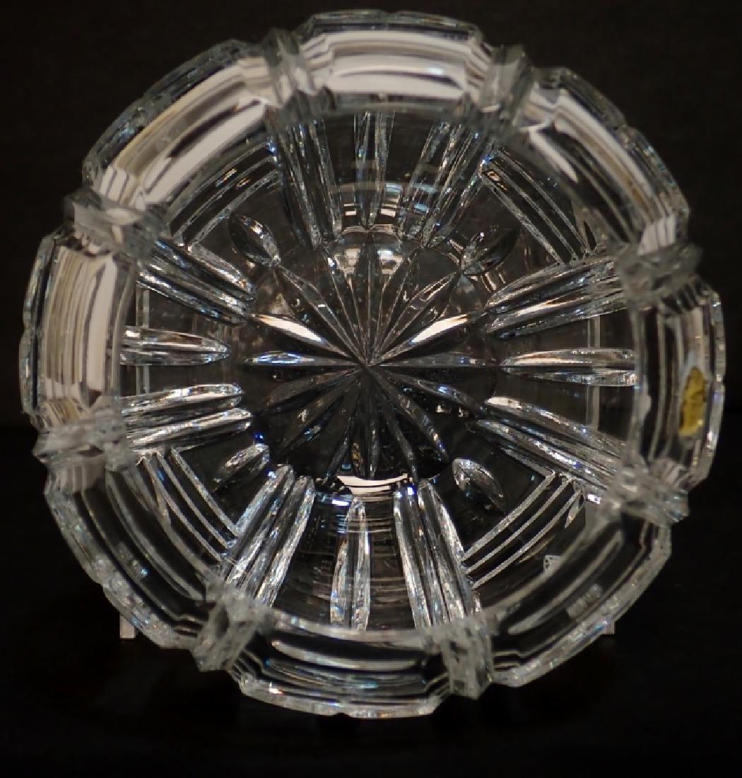 Pair of Cut Crystal Vases - 5
