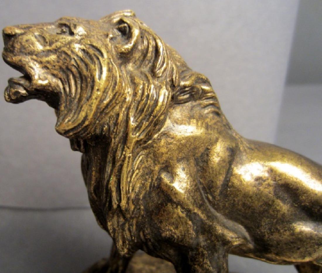 Antoine Bofill (1875-1921) Bronze Lions - 4