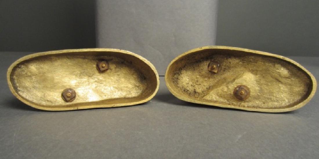 Antoine Bofill (1875-1921) Bronze Lions - 7