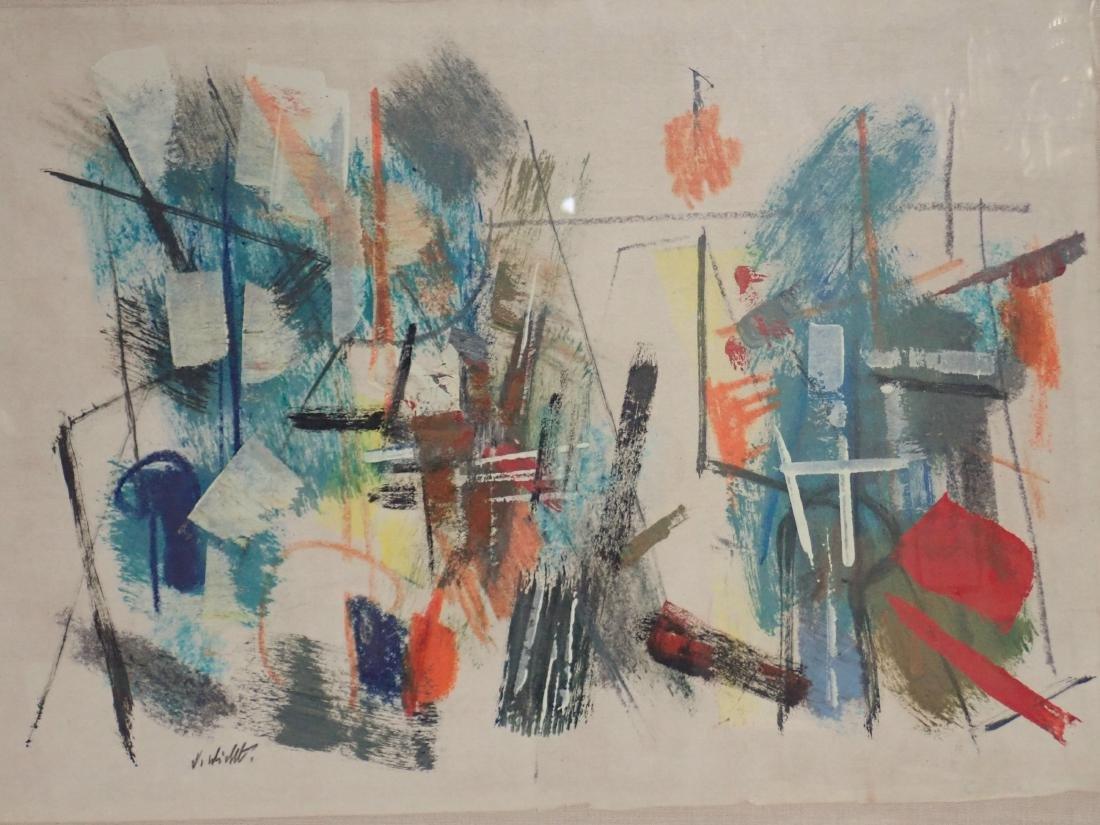 John Von Wicht (1888-1970), German - 2