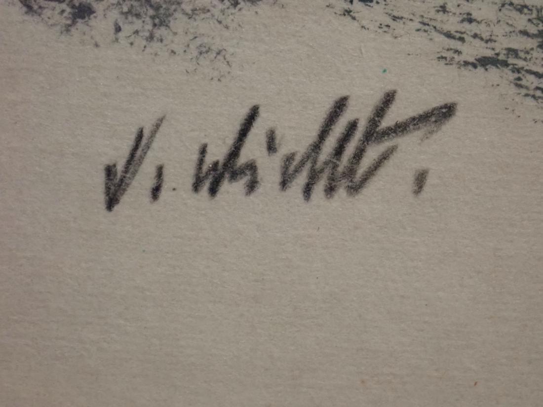 John Von Wicht (1888-1970), German - 3