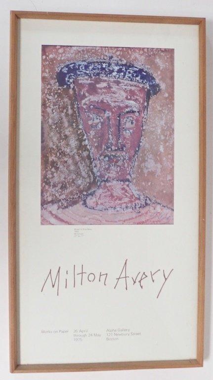 Milton Clark Avery  (1885 - 1965)