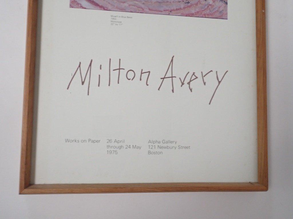 Milton Clark Avery  (1885 - 1965) - 3