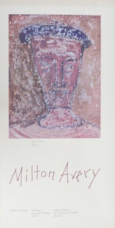 Milton Clark Avery  (1885 - 1965) - 5