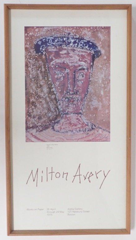 Milton Clark Avery  (1885 - 1965) - 6
