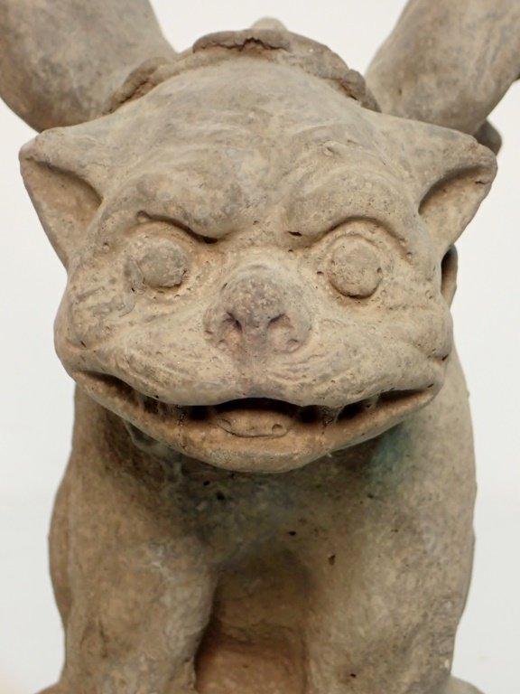 Sandstone Gargoyle Statue - 6