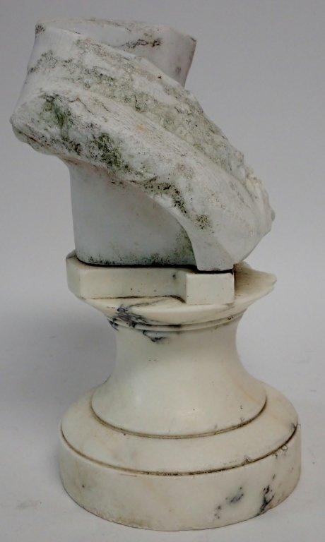 Headless Marble Bust - 2