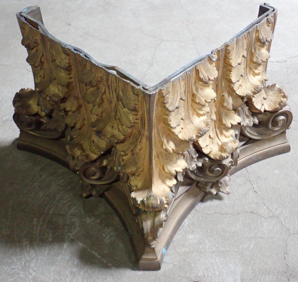 Bronze Architectural Element