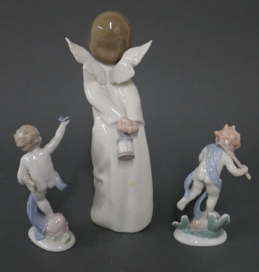 Grouping of Putti/Angel Figurines - 10