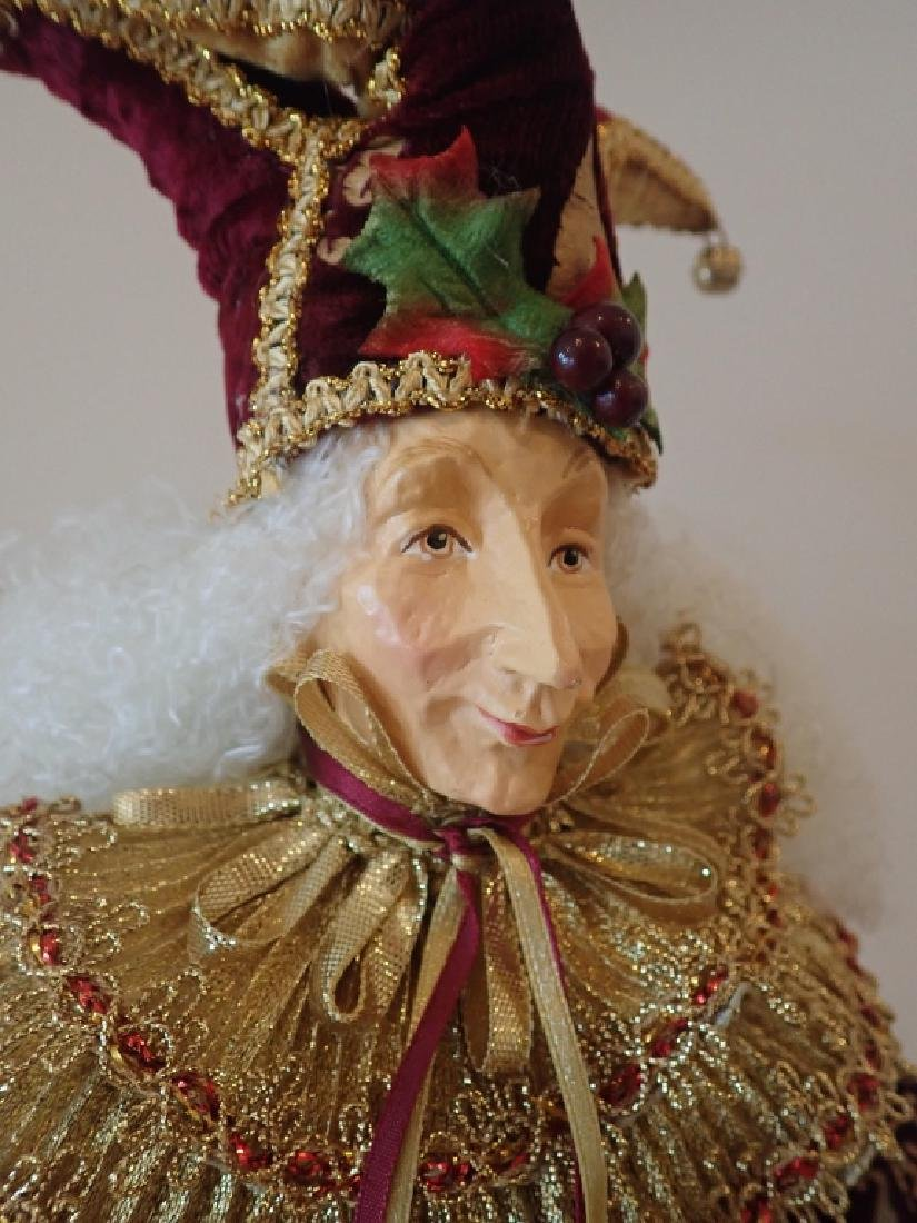 Collection of Venetian Style Masks & Dolls - 7