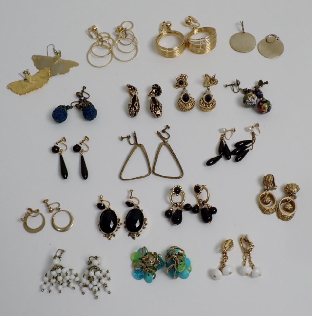 Vintage Dangle Earring Assortment