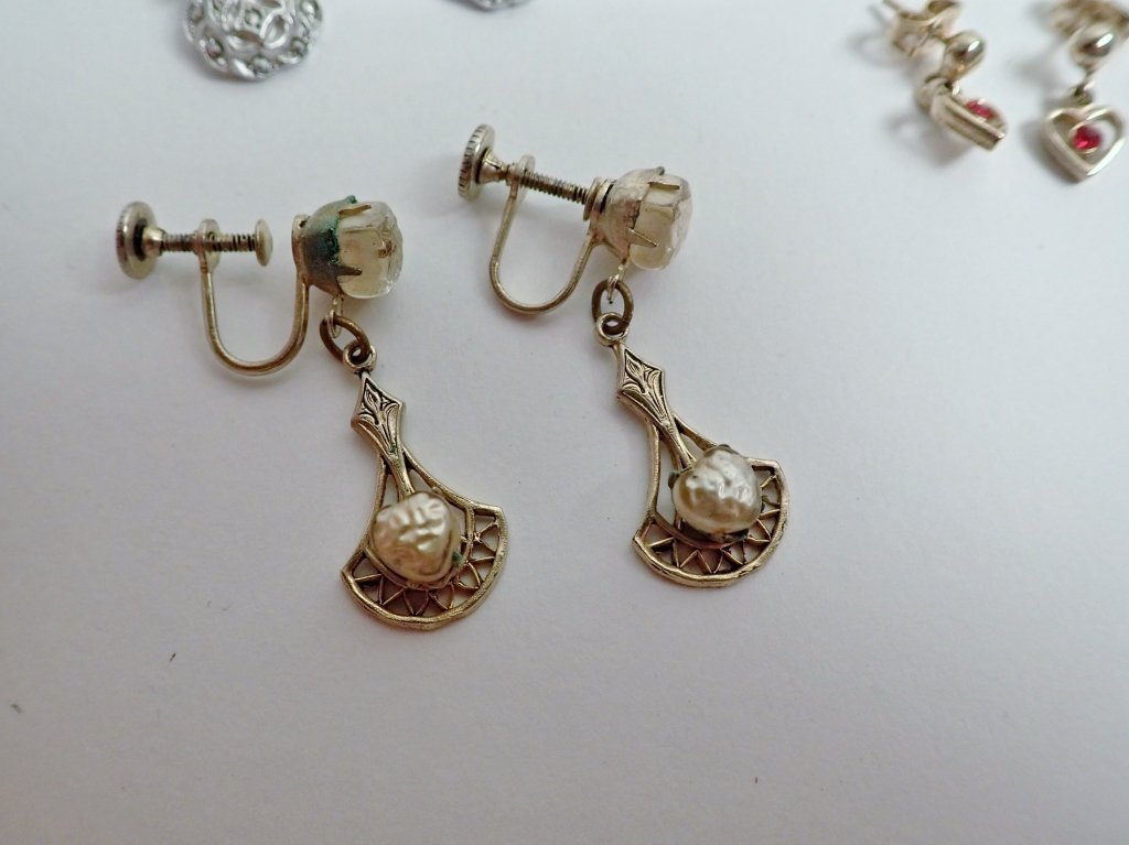 Collection of Fashion Earrings - 4