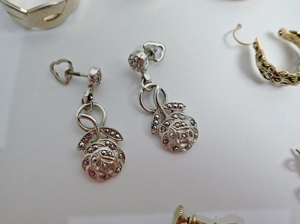 Collection of Fashion Earrings - 5