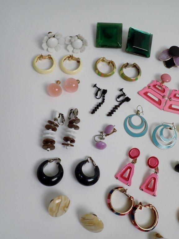 Vintage Modern Earring Assortment - 3