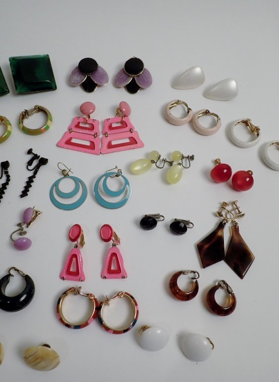 Vintage Modern Earring Assortment - 4