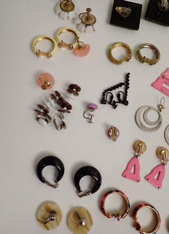 Vintage Modern Earring Assortment - 6