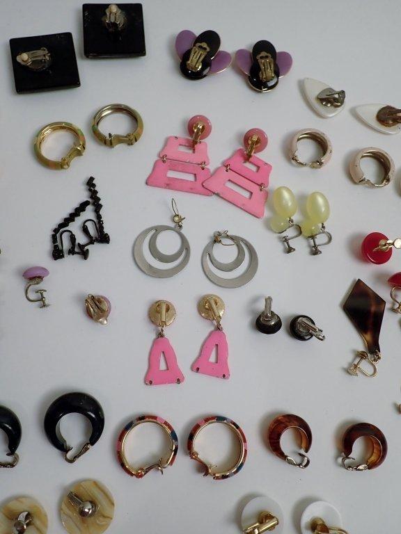 Vintage Modern Earring Assortment - 7