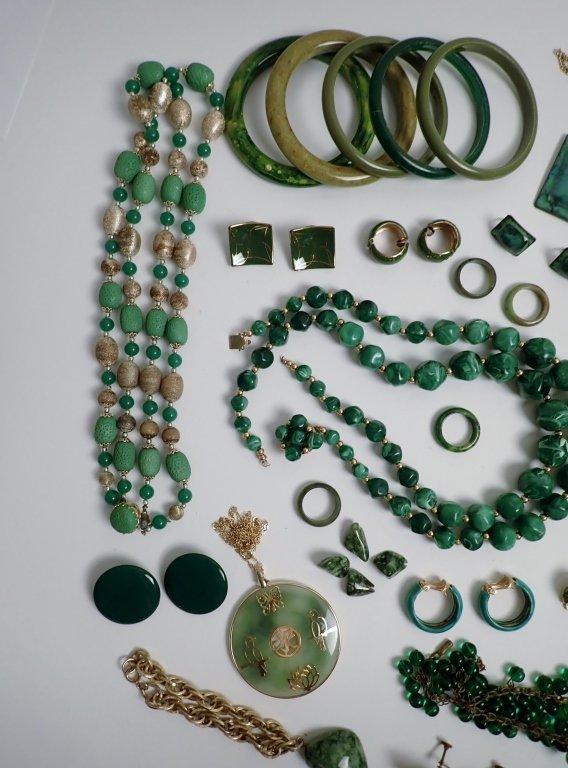 Assortment of Vintage Fashion Jewelry - 2