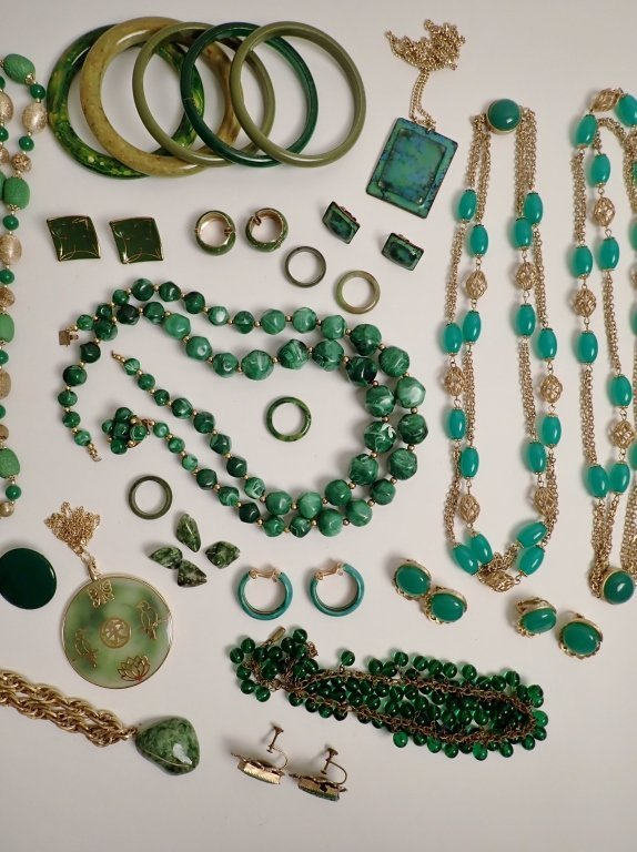 Assortment of Vintage Fashion Jewelry - 3