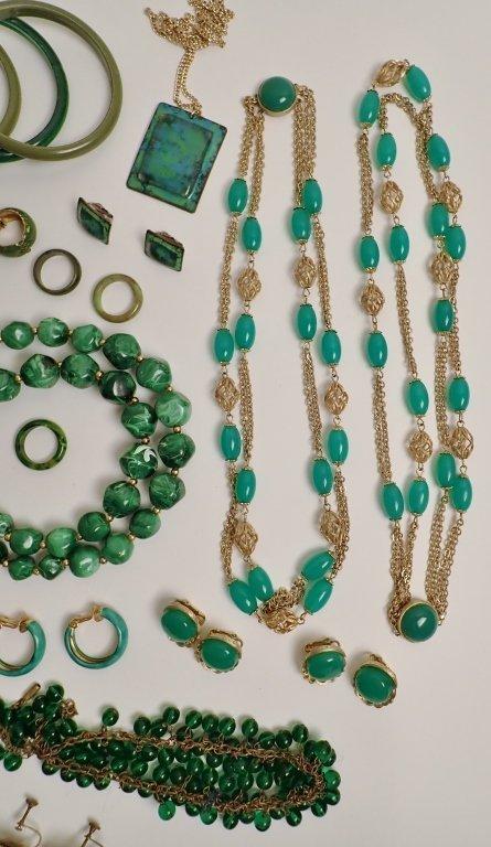 Assortment of Vintage Fashion Jewelry - 4