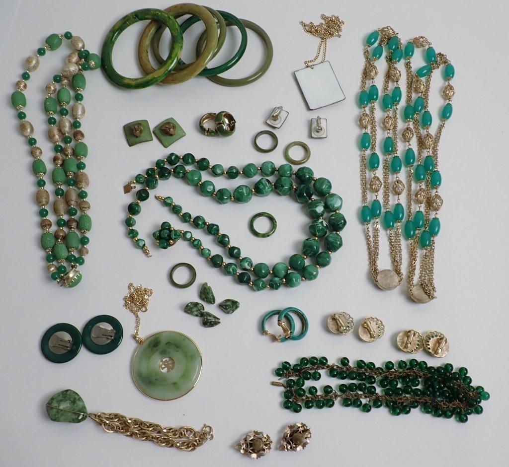 Assortment of Vintage Fashion Jewelry - 5