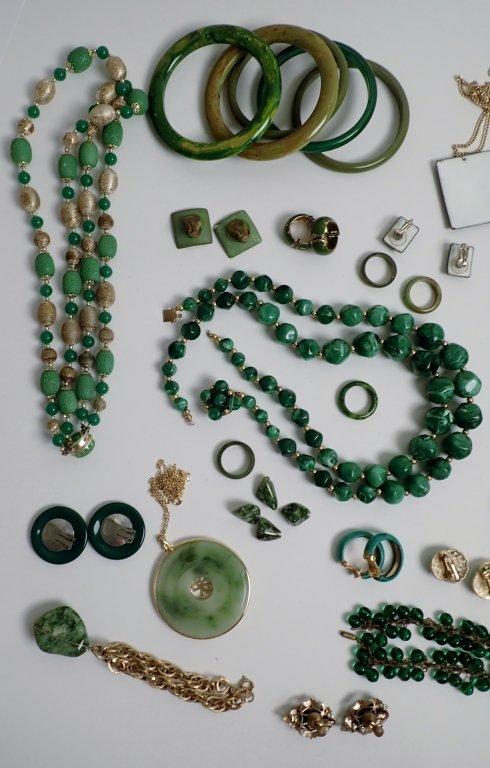 Assortment of Vintage Fashion Jewelry - 6