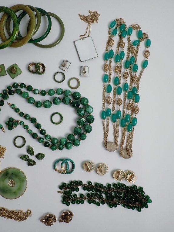 Assortment of Vintage Fashion Jewelry - 7