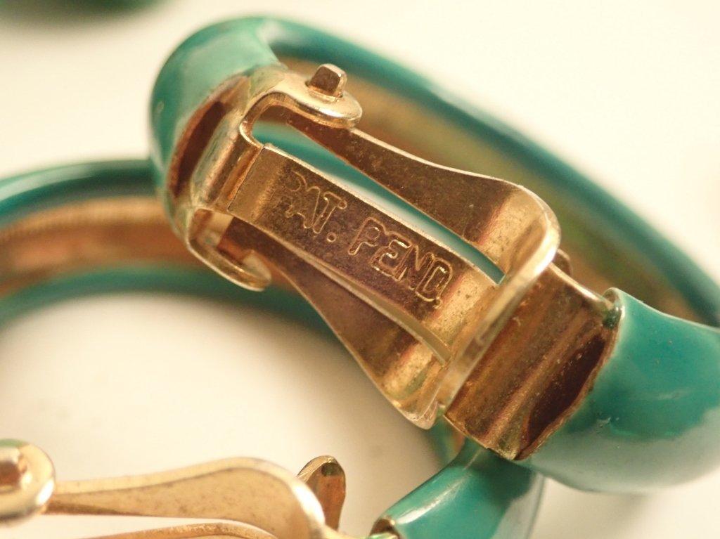 Assortment of Vintage Fashion Jewelry - 8