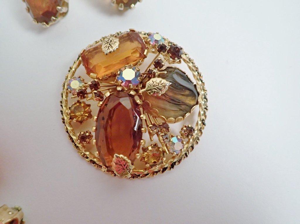 Signed Vintage Kramer Jewelry Sets - 6